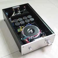 Finished IRAUD350 Class D Digital Power Amplifier IRS2092 Super Power 300W Audio Amplifier