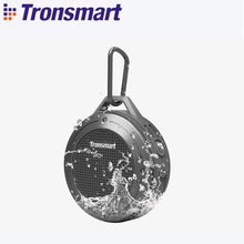Tronsmart Element T4 Bluetooth 4.2 Outdoor Water Resistant Speaker Portable Mini Speaker DSP 3D Stereo Waterproof 50m for IOS