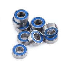 Roulement à billes Miniature en acier à Double blindage, 5x11x4mm, 10 pouces
