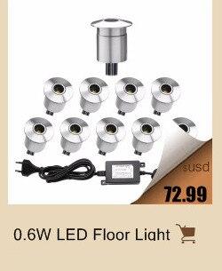 Under Deck Lighting UK Decking Strip Lights 1pcs LED 30pcs set F102-30