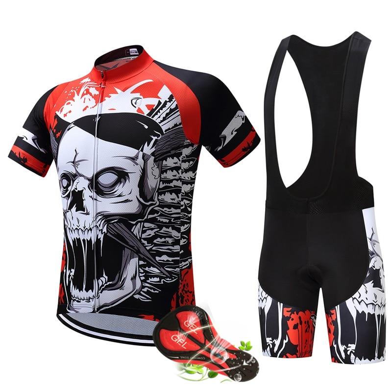2019 uniforme ciclismo specializeding pro conjunto camisa de ciclismo conjunto conjunto conjunto conjunto conjunto conjunto criativo crânio padrão jerseys