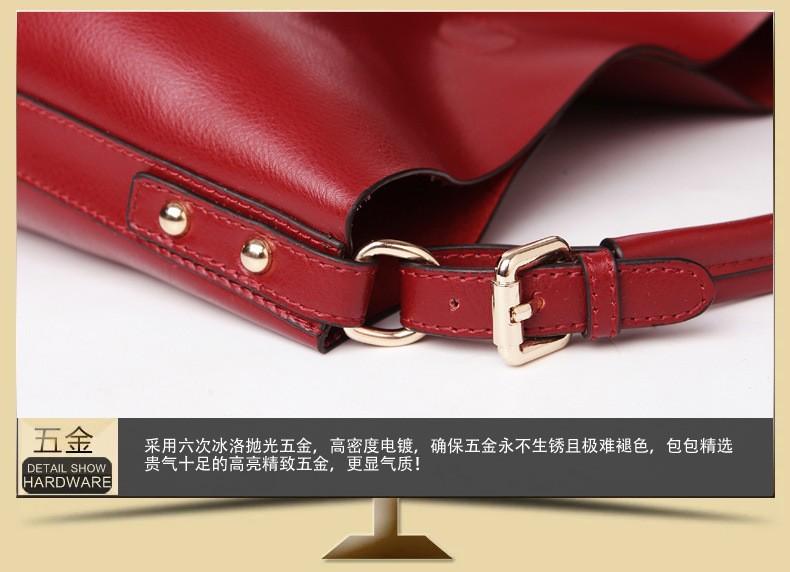 Ladies Composite Handbags Woman Fashion Pu Leather Bags Crossbody Bag For Women Fashion 2015 Designer High Quality Bags BH270 (20)