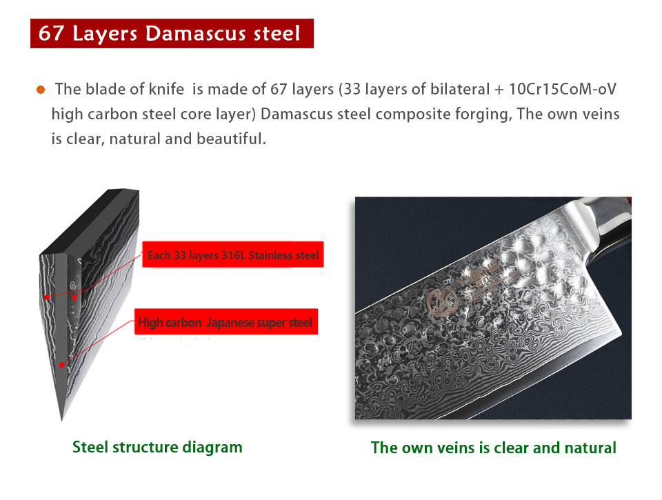 33 Layer Damascus