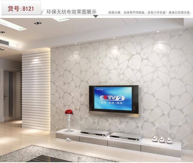 Casa decora o 3d estereosc pico papier peint painel de for Sala de estar com papel de parede 3d