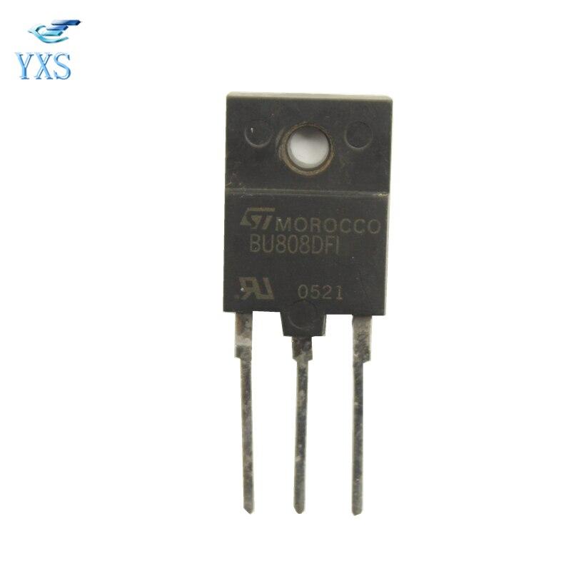 10PCSLOT BU808DFI IC Chip