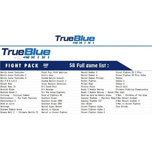 Image 3 - HOBBYINRC 64G True Blue Mini Crackhead Pack 101 Spiele + 64G Meth Pack 101 Spiele + 32G kampf Pack 58 Spiele für PlayStation Klassische