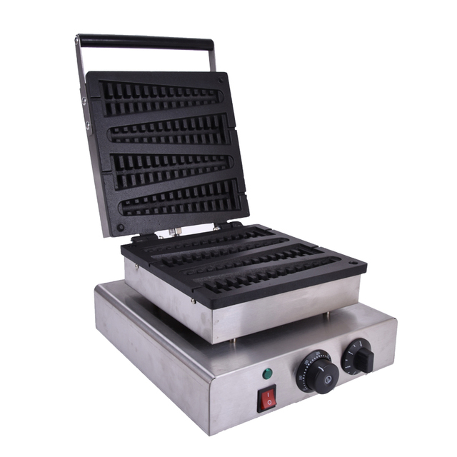 1pc 220v electric stainless steel commercial home use fish lolly waffle maker machine kitchen appliance 1pc 220v electric stainless steel commercial home use fish lolly      rh   aliexpress com