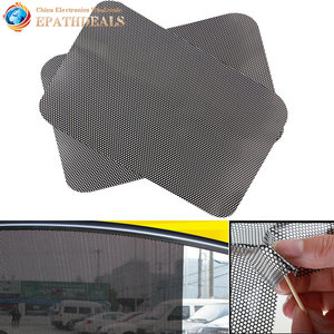 Car Curtain Windshield Sticker