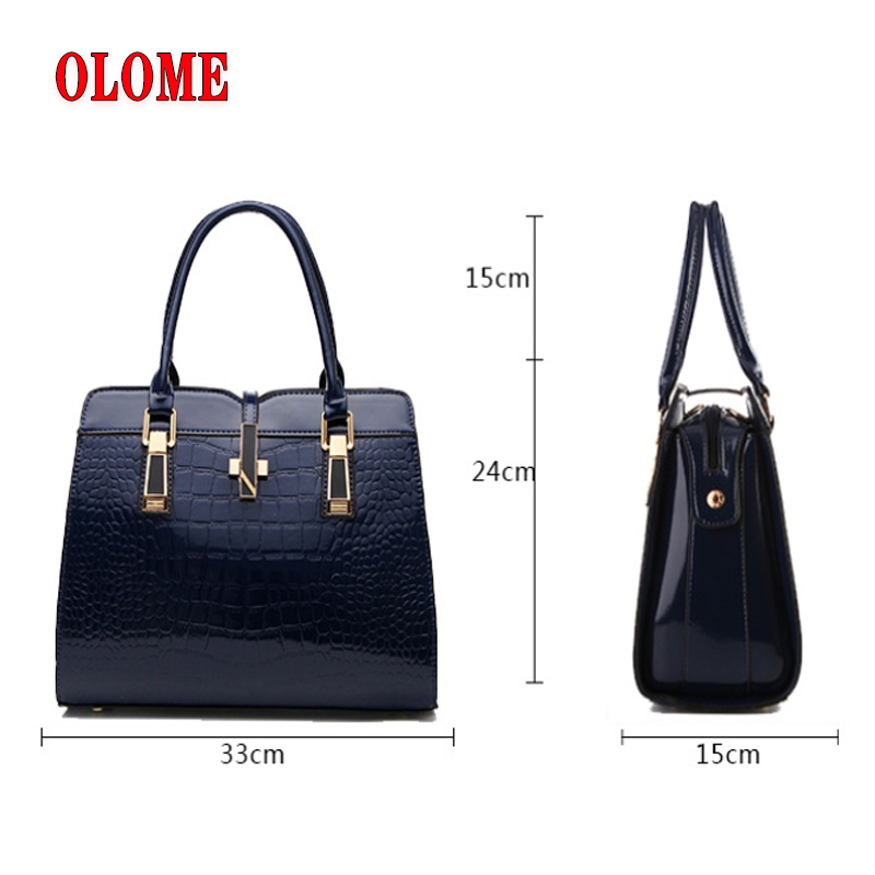 Luxury Handbags for Womens Bags Handbags Women Famous Brands PU Leather Fashion Crossbody Designer Bags For Work Hard in Top Handle Bags from Luggage Bags