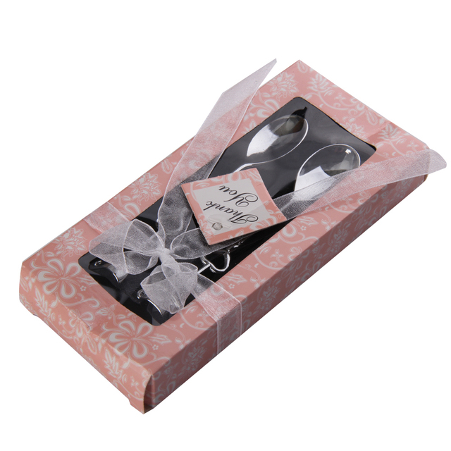 1pcs Mini Tea Coffee Fork Set Cake Love Pop Shape Nice Wedding Gifts Housewarming Home