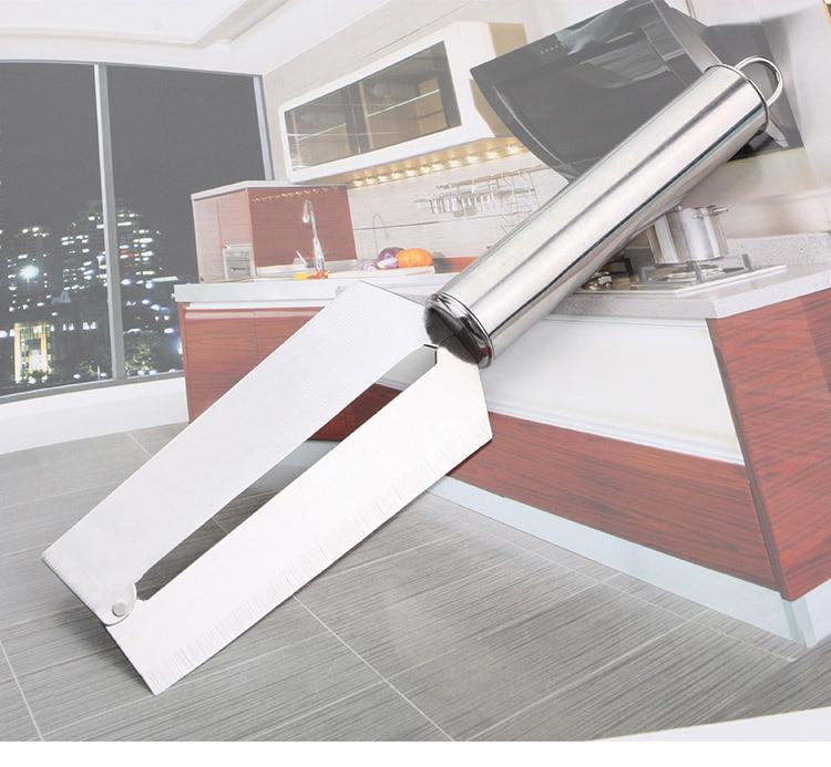 1PC stainless steel head cutting multifunction grater planer kitchen paring knife fruit peeler KX 1934