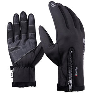 Touch Screen Gloves For Outdoors Cycling Running driving touchscreen bq Waterproof