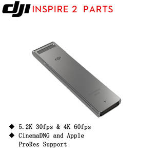 DJI Prores-Support And 2 4K CINESSD Inspire Apple 60fps 480G