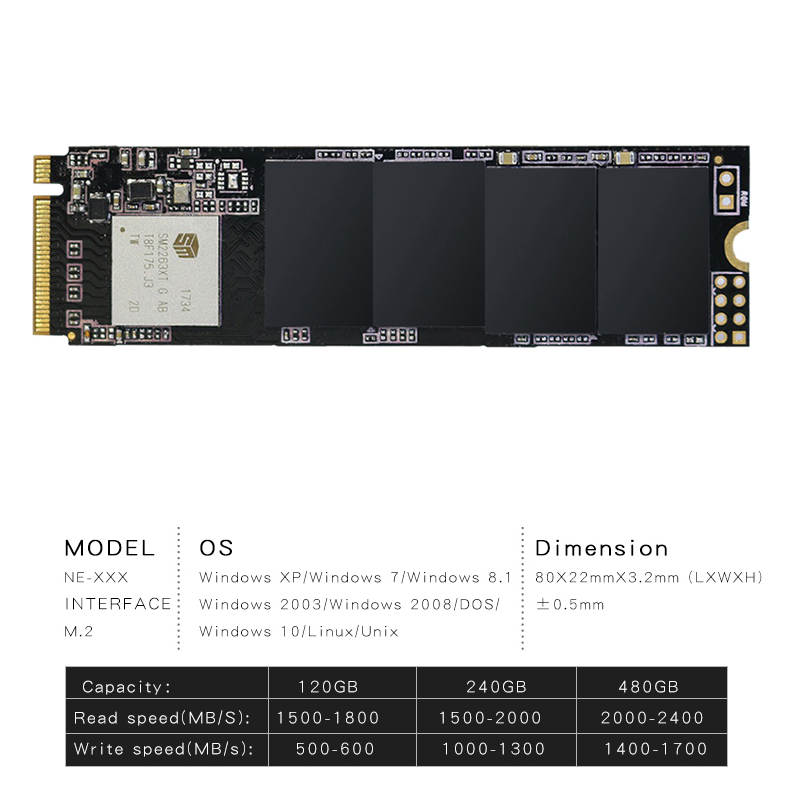 M.2 SSD PCIe NVMe M.2 SSD 1TB hard Drive 1024gb M.2 NVMe pcie m2 SSD Internal Hard Disk For MSI Notebook/Thinkpad P50 цена и фото