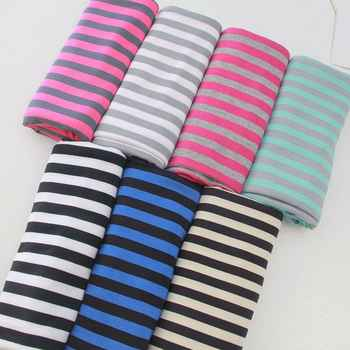 Wholesale 10pcs Modal Jersey Muslim Hijabs Scarves Stripe Printed Cotton Long Shawl Wrap Islamic Women Turban Headscarf 170*50cm - DISCOUNT ITEM  5% OFF All Category
