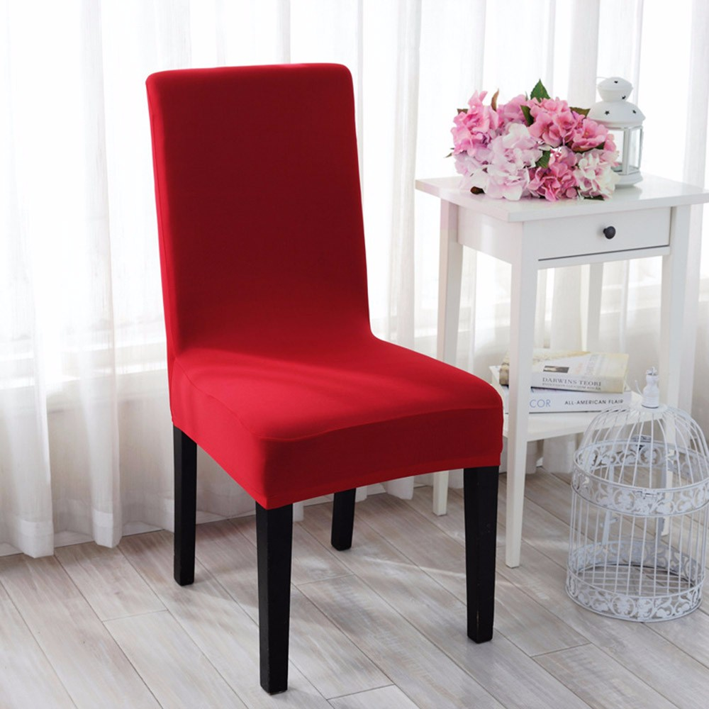 4pcs Spandex Elastic Cloth Chair Covers China Chair Covers