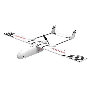 Skyhunter 1800mm Lightweight Wingspan EPO Long Range FPV UAV Platform RC Racing Drone Quadcopter Airplane Kit