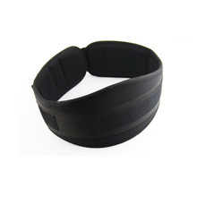 Gojoy Weight lifting belt long Gym Fitness belts waist support set Weightlifting Wide nylon Training Belt недорого