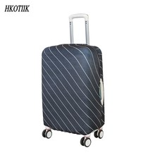 New quality elastic suitcase protective cover rods suitcase dust protection cover dust cover protection 18-30 inches