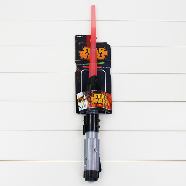 Star Wars Lightsaber With Sound (4 colors)