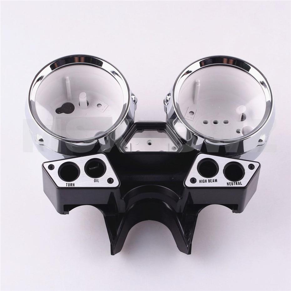 For YAMAHA XJR400 93-96 Speedometer Tachometer Speedo Gauge Cover Motorcycle XJR 400 1994 1995 1996 Speed Clock Shell