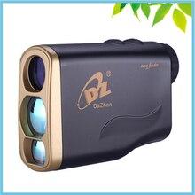Wholesale prices 1000m slope golf rangefinders speed hunting laser range finder 6×21 Angle vertical horizontal Flagpole Pinseeker Monoculars