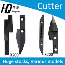 Cutter for X200 X210 X300 4797 Hitachi chip mounter movable cutter fixed cutter SMT SMD spare parts cg430 520 brush cutter fixed seat spare parts handle holder 26mm
