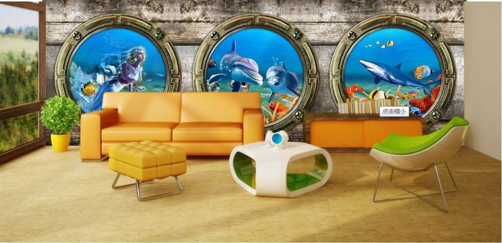 3d room wallpaper custom photo non-woven mural 3d wall mural wallpaper for walls 3 d Bar KTV underwater world aquarium painting 3d wallpaper custom photo non woven mural magnolia flower bird wall 3d wall murals wallpaper for walls 3 d living room painting