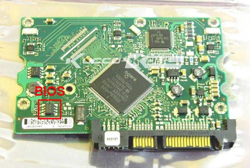 hard drive parts PCB logic board printed circuit board 100383395 for Seagate 3.5 SATA hdd data recovery hard drive repair
