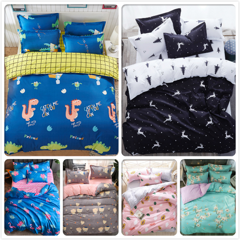 Black White Blue Yellow AB Side Duvet Cover King Queen Double Size 1.5m 1.8m 2.0m 2.2m Bed Sheet Child Kids Bedclothes BedlinensBlack White Blue Yellow AB Side Duvet Cover King Queen Double Size 1.5m 1.8m 2.0m 2.2m Bed Sheet Child Kids Bedclothes Bedlinens