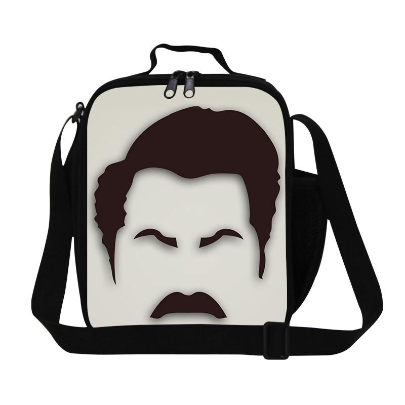 1 new design cartoon lunch bags children outdoor picnic food bag gravity falls bag thermal lunchbox lancheira termica infantil