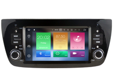 Octa(8)-Core Android 6.0 CAR DVD player FOR DECKLESS FIAT DOBLO car audio gps stereo head unit Multimedia navigation