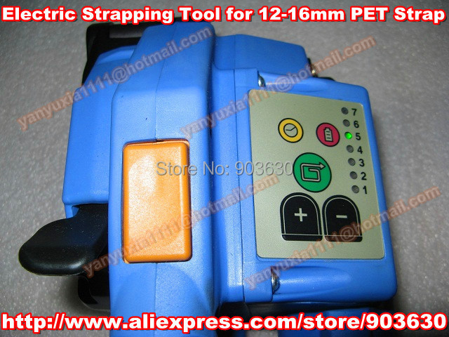 Rabat - Wysoka jakość DD160 Ręczne zasilane bateryjnie PET / - Elektronarzędzia - Zdjęcie 2