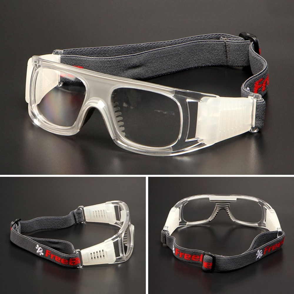 Anti-Impact Shockproof Basketball Soccer Football Sports Protective Eyewear Goggles Eye Safety Glasses Sport Dribbling Glasses outdoor sports safety glasses anti impact work protective airsoft goggles cycling eyewear 2103