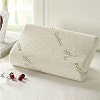 30 X 50cm Memory Foam Space Pillow Slow Rebound Memory Foam Throw Pillows Neck Rest Cervical