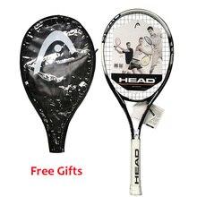 2c76efb95 Cabeça raquete de Tênis Raquete de Carbono Profissional Pickleball Pá Com  Corda Tampa Amortecedor Para O