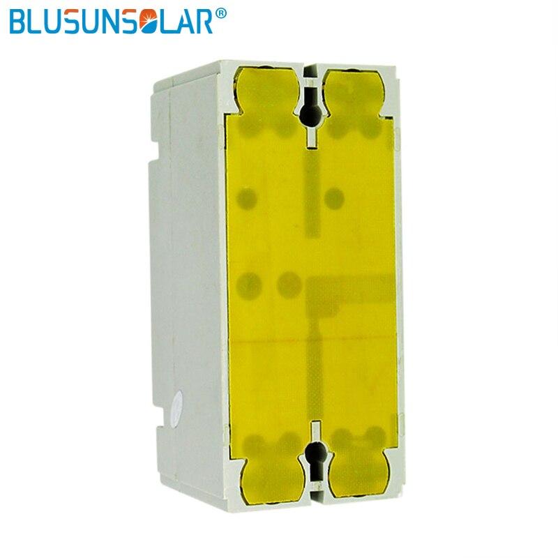 2 pcs/lot 2 P 200A DC440V DC interrupteur d'isolement MCB énergie solaire photovoltaïque PV boîtier moulé disjoncteur TF0182 - 6