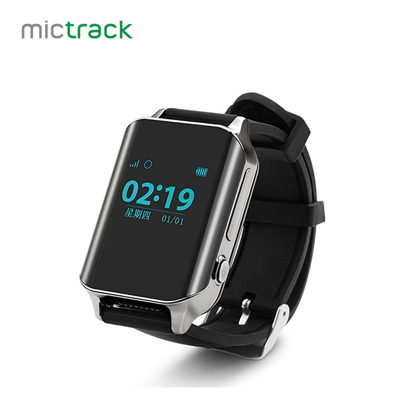 A16 GPS Tracker GSM GPS Locator Rastreador Tracker Watch Geo-fence Supports Heart Rate Measurement Support Two Way Talk