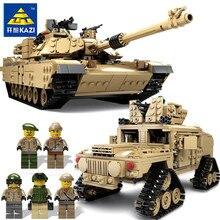アメカジ新テーマ戦車ビルディングブロック1463個ビルディングブロックM1A2エイブラムスmbt KY10000 1変更2おもちゃのタンクモデルおもちゃ子供のため