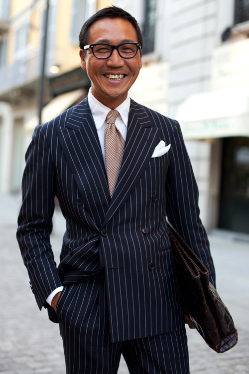 2018 Tailor Navy Blue Stripes Men Suit Groom Wedding Suits For Men Slim Fit 2 Piece Tuxedo Custom Prom Blazer Terno Jacket +Pant