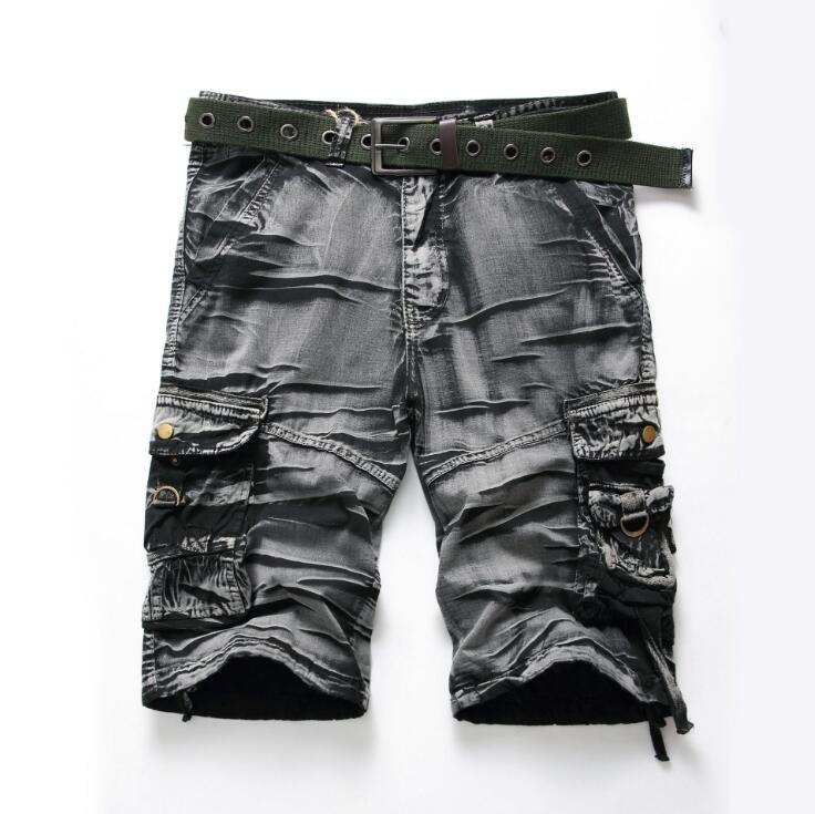 Summer Fashion Mens Jeans Shorts High Quality 194# #2