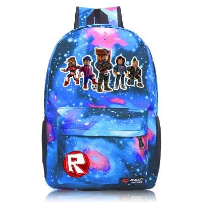 Ol Women Men Girl Student Boy Play Teenager School Backpack Roblox Backpack Unisex Casual Game Backpack