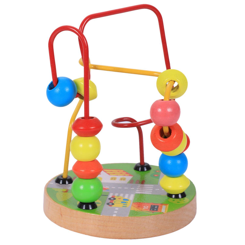 Parents Brand Baby Toys: MWZ Brand Baby Boys Girls Montessori Wooden Toys
