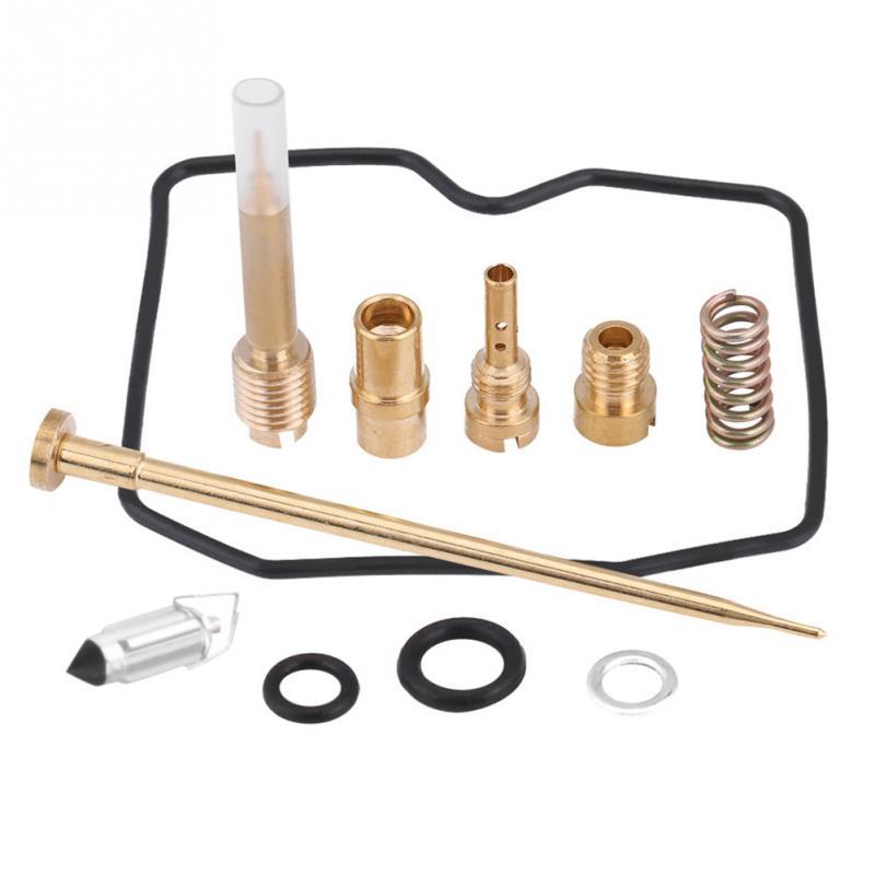 Carburateur Reconstruire Kit Carb Réparation Outils pour Kawasaki KLR650 1987-2007 Moto Carburateur De Réparation