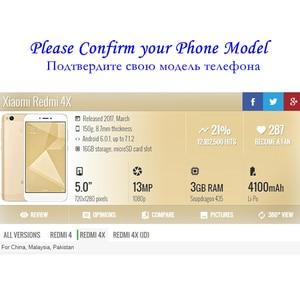 Image 5 - עבור Xiaomi Redmi 4X LCD תצוגה עם מסגרת 10 מגע מסך פנל Redmi 4X LCD תצוגת digitizer מסגרת עצרת תיקון חלקי