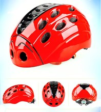 Cycling child helmet for kids size 46-55cm Weigth 210g with 21 air vent in-mold Bicycle Helmet Safety Protection