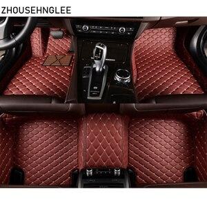 Image 1 - Zhoushenglee alfombrillas de coche para Opel, todos los modelos, Astra h j g mokka insignia Cascada corsa adam ampera Andhra zafira