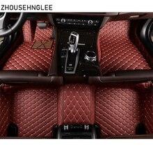Zhoushenglee dywaniki samochodowe dla opla wszystkie modele Astra h j g mokka insignia Cascada corsa adam ampera i hra zafira stylizacja