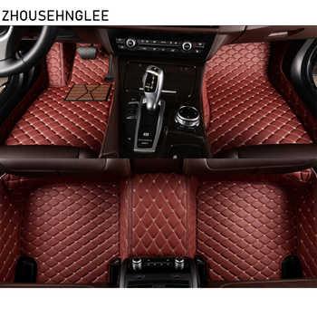 zhoushenglee car floor mats for Opel All Models Astra h j g mokka insignia Cascada corsa adam ampera Andhra zafira styling - DISCOUNT ITEM  51% OFF All Category