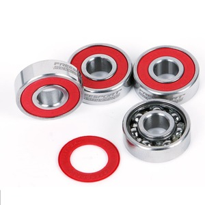 Image 2 - FreeSport 608Rs Pre lubricated Full Steel Skate Bearings Slience For inline Skates Skateboard Scooter Wave board caster board